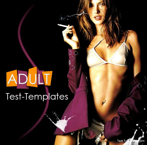 Adult (Test-Templates)