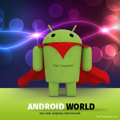 Android World (Test-Templates)